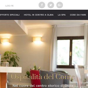 Ospitalità del Conte hotel e spa a olbia